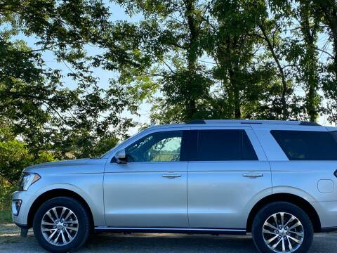 2018 Ford Expedition for sale at RAYBURN MOTORS in Murray KY