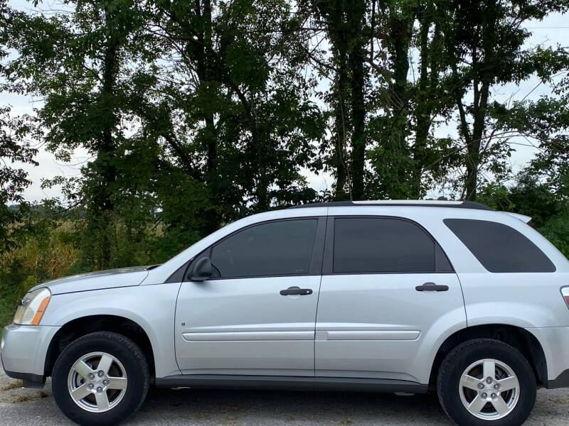2009 Chevrolet Equinox for sale at RAYBURN MOTORS in Murray KY