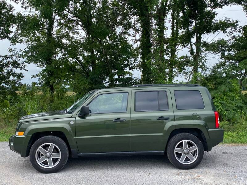 2009 Jeep Patriot for sale at RAYBURN MOTORS in Murray KY