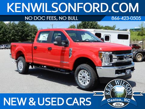 2018 Ford F-250 Super Duty for sale in Canton, NC
