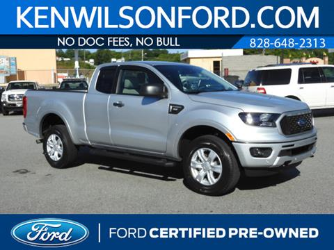 2019 Ford Ranger For Sale In Canton Nc