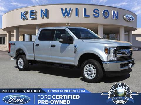 2019 Ford F-250 Super Duty for sale in Canton, NC