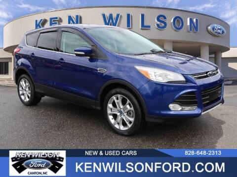 2013 Ford Escape for sale at Ken Wilson Ford in Canton NC