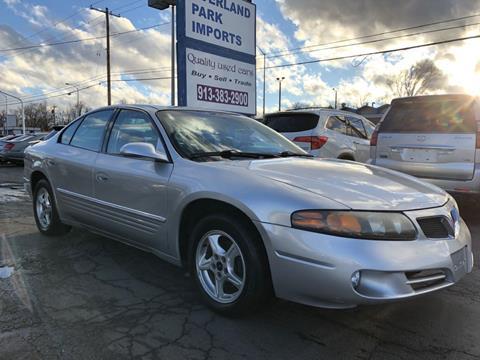 2002 Pontiac Bonneville for sale in Overland Park, KS