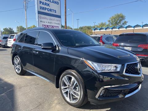 2018 Acura MDX for sale in Overland Park, KS
