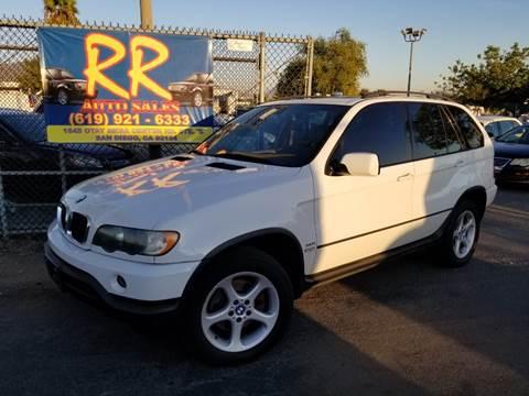 2002 BMW X5 for sale in San Diego, CA