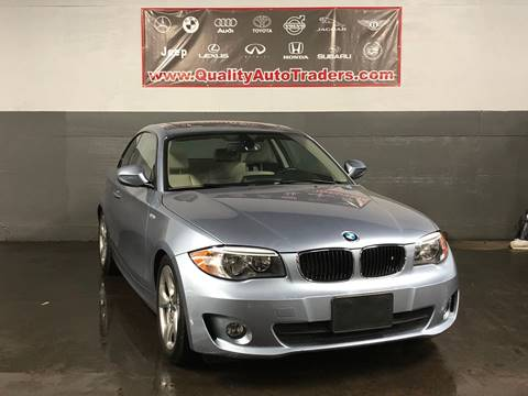 2012 BMW 1 Series for sale in Mount Vernon, NY