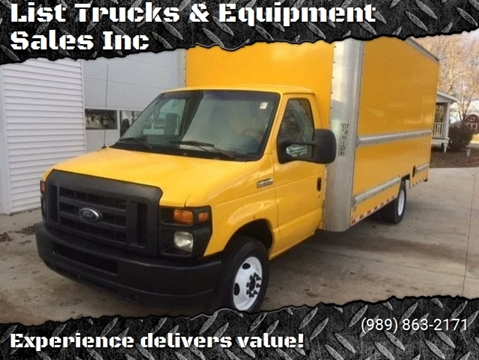 2015 Ford E-Series Chassis for sale in Vassar, MI