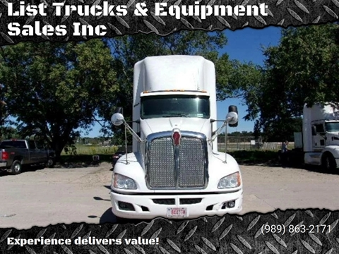 2011 Kenworth T660 for sale in Vassar, MI