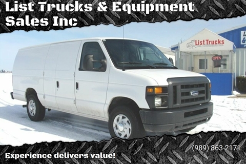1b464053089099 Used Ford E-350 For Sale in Defiance