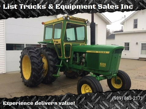 1972 John Deere 4320 for sale in Vassar, MI