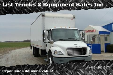 2014 Freightliner M2 106 for sale in Vassar, MI