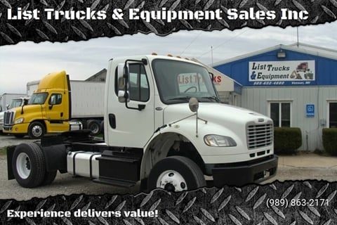 2014 Freightliner M2 106 for sale in Vassar, MI