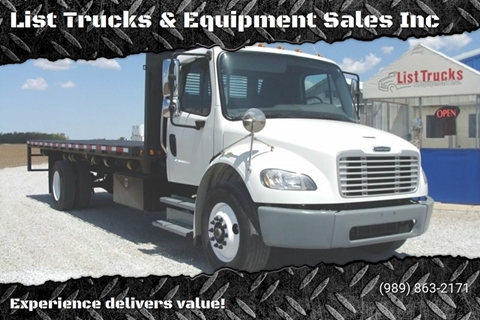 2015 Freightliner Business class M2 for sale in Vassar, MI