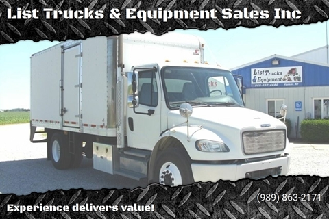 2013 Freightliner Business class M2 for sale in Vassar, MI