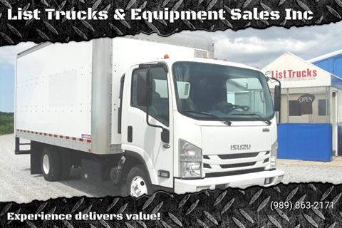 2015 Isuzu NPR for sale in Vassar, MI