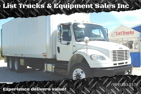 2013 Freightliner M2 106 for sale in Vassar, MI