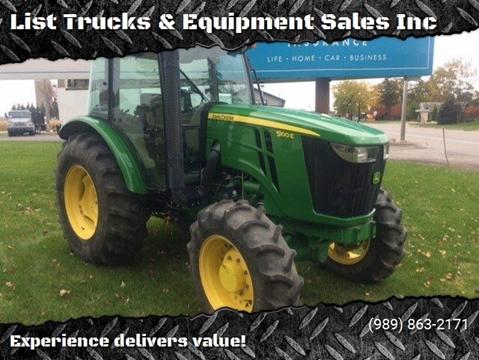 2013 John Deere 5100E for sale in Vassar, MI