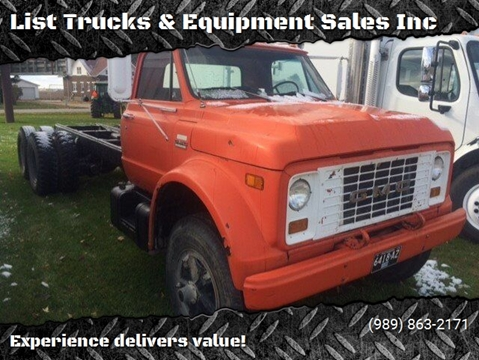 1972 GMC TOPKICK for sale in Vassar, MI