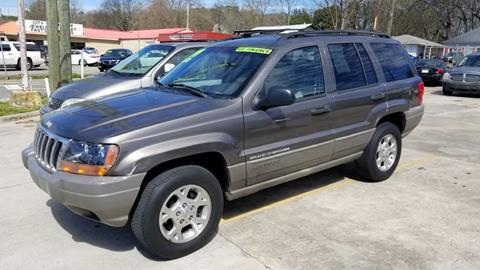 1999 Jeep Grand Cherokee for sale in Cartersville, GA