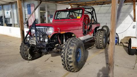 1990 Jeep Wrangler for sale in Cartersville, GA