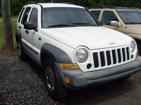 2006 Jeep Liberty for sale in Butler, GA