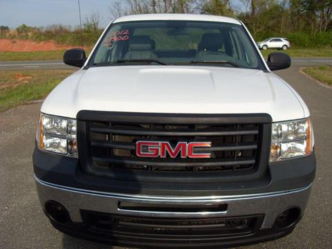 2012 GMC Sierra 1500 for sale in Butler, GA