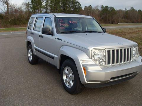 2012 Jeep Liberty for sale in Butler, GA