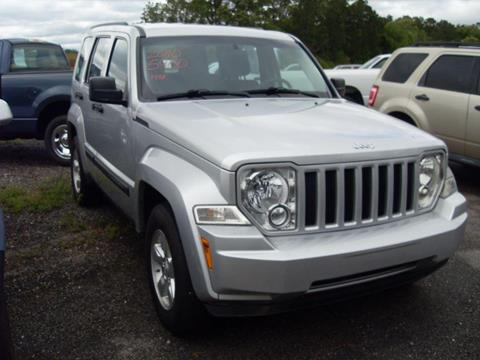 2010 Jeep Liberty for sale in Butler, GA