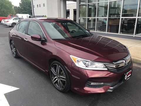 2016 Honda Accord for sale in Maple Shade, NJ