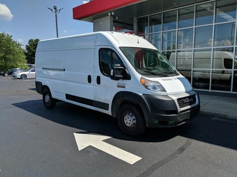 Cargo Van For Sale >> 2019 Ram Promaster Cargo For Sale In Maple Shade Nj