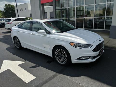 2018 Ford Fusion Hybrid for sale in Maple Shade, NJ