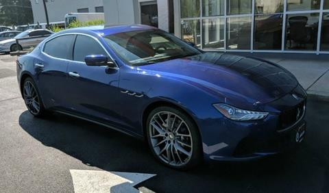2016 Maserati Ghibli for sale in Maple Shade, NJ