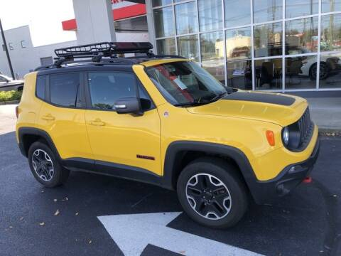 2017 Jeep Renegade for sale at Car Revolution in Maple Shade NJ