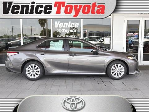 2019 Toyota Camry for sale in South Venice, FL