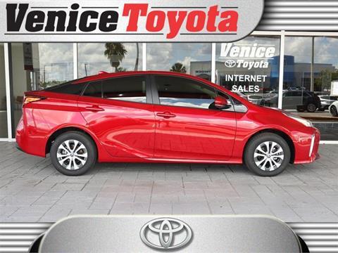 Toyota Of South Florida >> Venice Toyota South Venice Fl