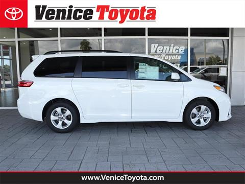 2020 Toyota Sienna for sale in South Venice, FL