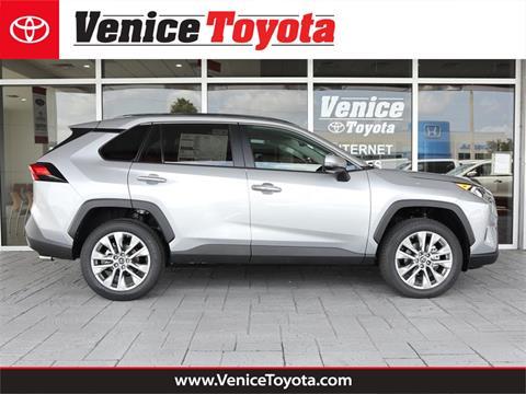 2019 Toyota RAV4 for sale in South Venice, FL