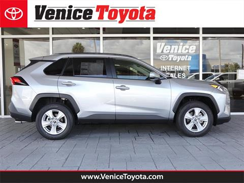 2019 Toyota RAV4 for sale in South Venice, FL