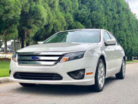 2011 Ford Fusion for sale in Snellville, GA