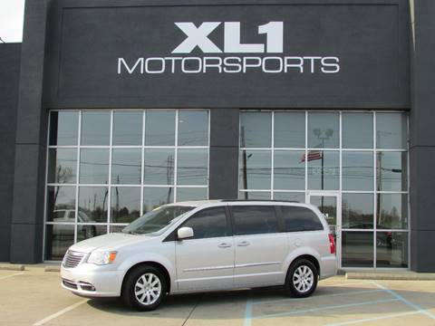 2012 Chrysler Town and Country for sale in Indianapolis, IN