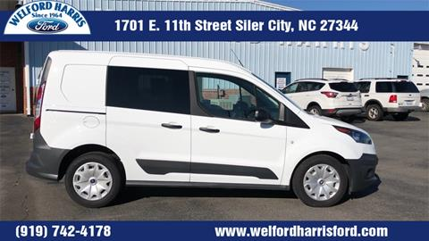 2017 Ford Transit Connect Cargo for sale in Siler City, NC