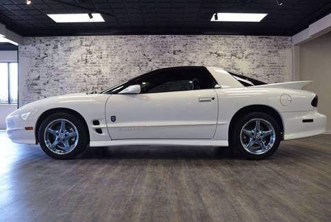 1999 Pontiac Firebird for sale in Powell, OH