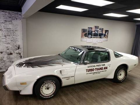 1980 Pontiac Trans Am for sale in Powell, OH