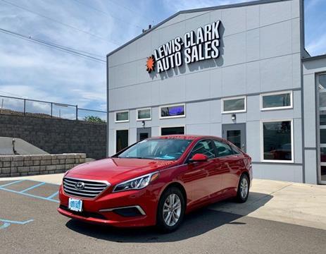 2017 Hyundai Sonata for sale in Lewiston, ID
