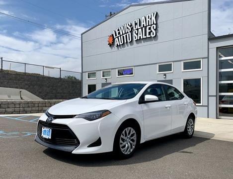 2018 Toyota Corolla for sale in Lewiston, ID