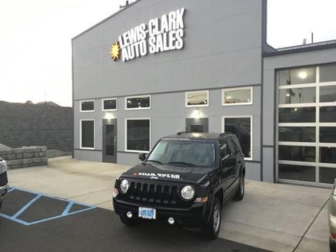 2017 Jeep Patriot for sale in Lewiston, ID