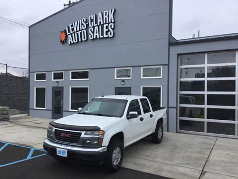 2008 GMC Canyon for sale in Lewiston, ID