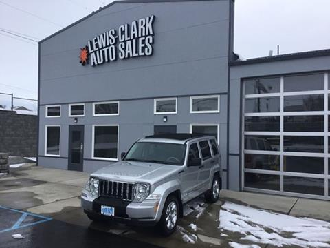 2008 Jeep Liberty for sale in Lewiston, ID