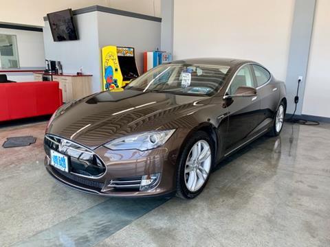 2014 Tesla Model S for sale in Lewiston, ID